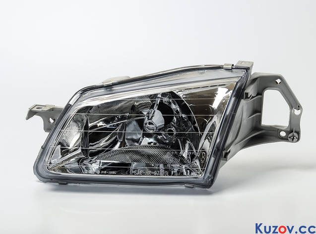 Фара Mazda 323 (Bj) 97-01 левая (Depo) механич. 216-1139L-LD-E, фото 2