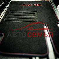 Ковры текстиль Daewoo Matiz '98-00- Ciak ML cер. флок (5шт/комп.)