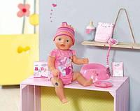 Интерактивный Пупс Baby Born Очаровательная малышка 822005 Zapf Creation