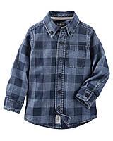 Рубашка джинсовая Oshkosh для мальчика