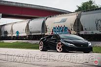 Lamborghini Huracan на дисках Vossen LC-103