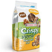 Корм Versele-Laga Crispy Muesli Hamster для хомяков, мышей, песчанок, 400 г