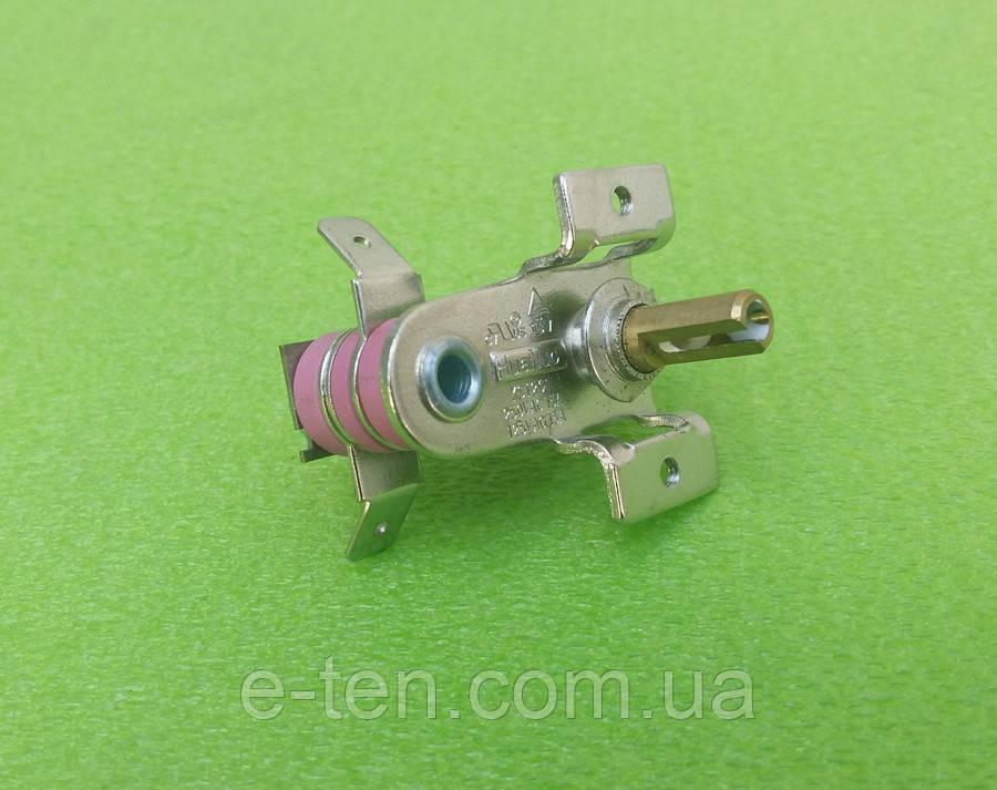 """Терморегулятор """"с крепежными ушками"""" KST201 / 15А / 250V  для масляных обогревателей"""