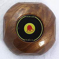 Кнопка вызова официанта HCM-350 Wood Bell RECS USA