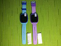 Детские водонепроницаемые часы DF25 (Q100aqua) с GPS