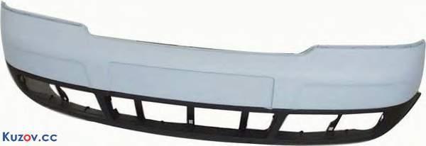 Передний бампер Audi A6 97-00 без отв. омывателя (FPS)