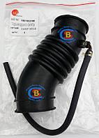 Гофра воздушного фильтра (S-образная) 1601602180 Geely CK (трубка резиновая) Лицензия
