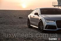 Audi RS7 на дисках Vossen VPS-307