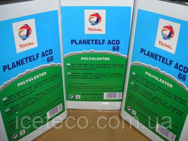 Синтетическое масло TOTAL Planet Elf ACD 68