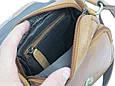 Кожаная сумка Always Wild 5047-1-CBH COGNAC, коричневый, фото 10