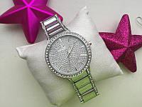 Часы Vacheron Constantin женские под серебро   (копия)