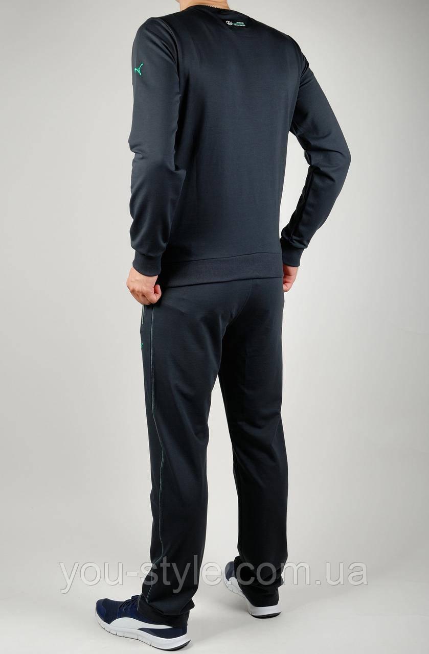 Спортивный костюм Puma Mercedes 4174 Тёмно-серый  продажа, цена в ... c1965091ece