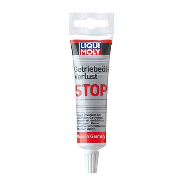 Присадка для устранения течи масла в МКПП Liqui Moly Getriebeol-Verlust-Stop