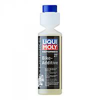Liqui Moly Motorbike 2T Additiv присадка для очистки топливной системы 250мл