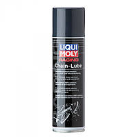 Liqui Moly смазка для цепей Motorbike Chain Lube 250мл