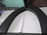 Листва-накладка переднего бампера Ducato,Boxer,Jamper 06-