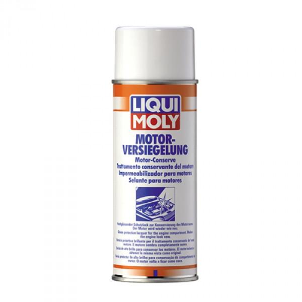 Спрей для внешней консервации двигателя Liqui Moly Motorraum-Versiegelung