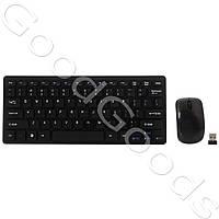 Беспроводная клавиатура и мышь Mini Keyboard