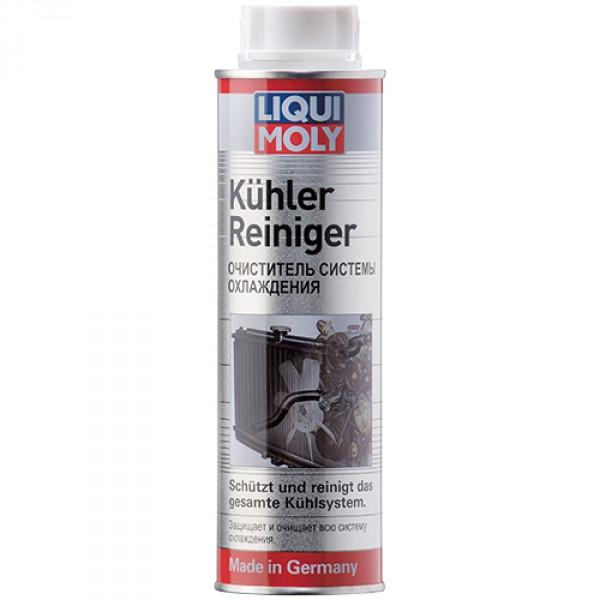 Промывка системы охлаждения Liqui Moly Kuhler Reiniger 0.3л