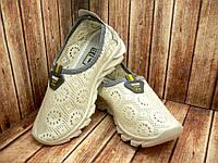Кроссовки детские/подростковые (30-35). Модель: 08-16-061 С белый