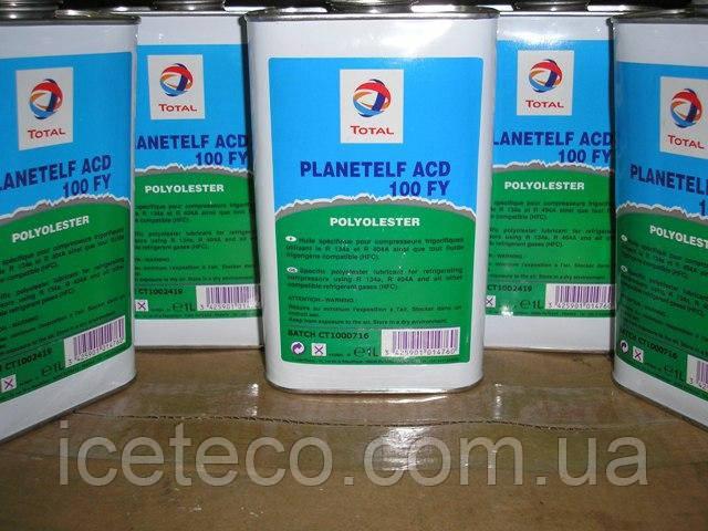 Синтетическое масло TOTAL Planet Elf ACD 100