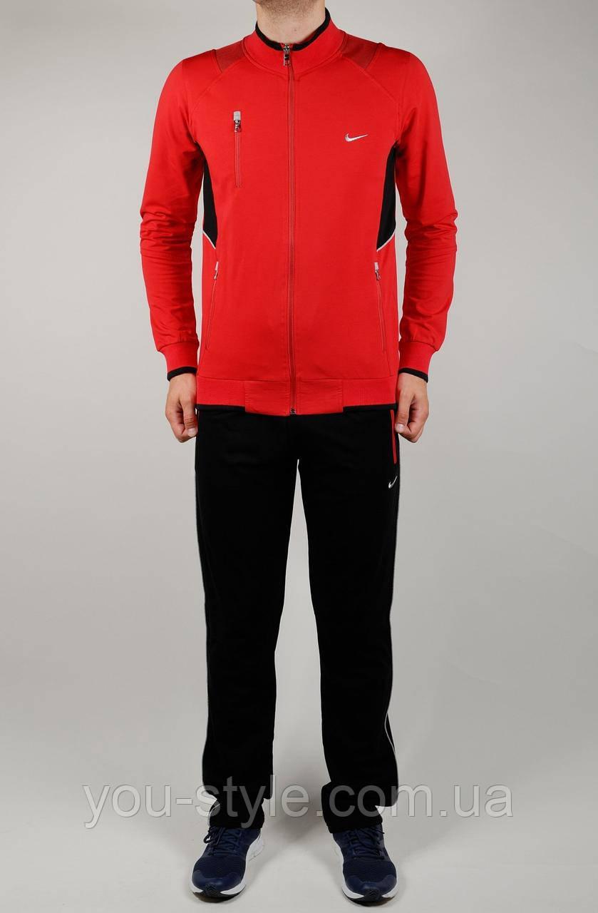 Чоловічий спортивний костюм Nike 4176 Червоний