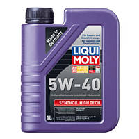 Liqui Moly Synthoil High Tech SAE 5W-40 синтетическое моторное масло