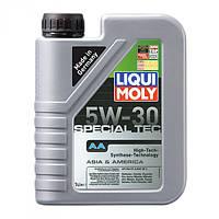 Liqui Moly Special Tec AA 5W-30 синтетическое моторное масло