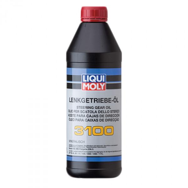 Трансмісійне та гідравлічне масло Liqui Moly Lenkgetriebe-OiI 3100 1л