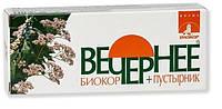 Вечернее + Пустырник Биокор 0,16*60 БАД к Пище