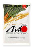 ЛИТО Отруби Хрустящие Пшеничные с Кальцием и Морковью 200г Биокор  БАД к Пище