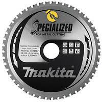Диск пильный по металлу Makita 185х30,0мм (B-09787)
