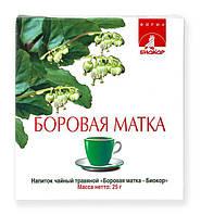 Напиток чайный Боровая матка 25г Биокор  БАД