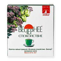Напиток чайный Вечернее спокойствие 50г Биокор  БАД