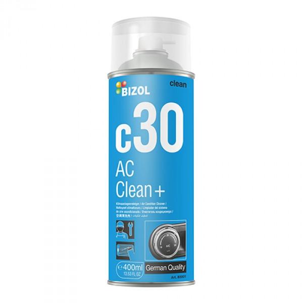 Очисник кондиціонера BIZOL AC Clean+ c30 400мл