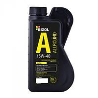 BIZOL Allround 15W-40 минеральное моторное масло