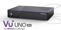 Спутниковый UHD ресивер Vu+ Uno 4K
