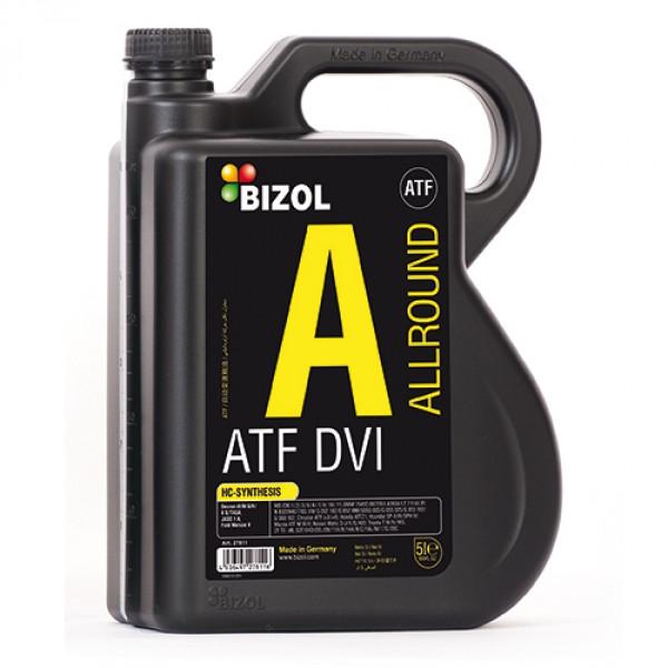 Масло трансмиссионное - BIZOL Allround ATF D-VI 5л