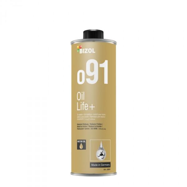 Протизносні присадки в моторне масло BIZOL Oil Life+ o91 250мл
