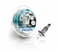 Лампа Н1  X-treme Vision SP 12V 55W PHILIPS, 12258XVS2