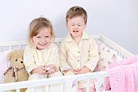Детская пижама хлопковая размер 92 , фото 1