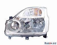 Фара передняя Nissan X-Trail '08-10 правая (DEPO) электрич. 215-11C1R-LD-EM