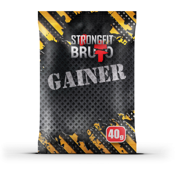 STRONGFIT GAINER 40 g Стронгфит пробник гейнер