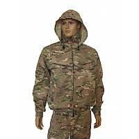 Камуфляжный костюм для охоты и рыбалки варан с капюшоном
