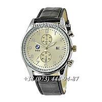 Мужские кварцевые влагозащитные часы BMW SSB-1050-0022