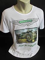 Мужские летние футболки с объемным рисунком., фото 1