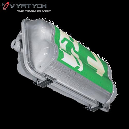 Светильник взрывозащищенный BASET-N-I-PC-109, 1x9W, 3h, зона 2,22