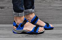 Мужские сандали Adidas Adilette Sandal синие