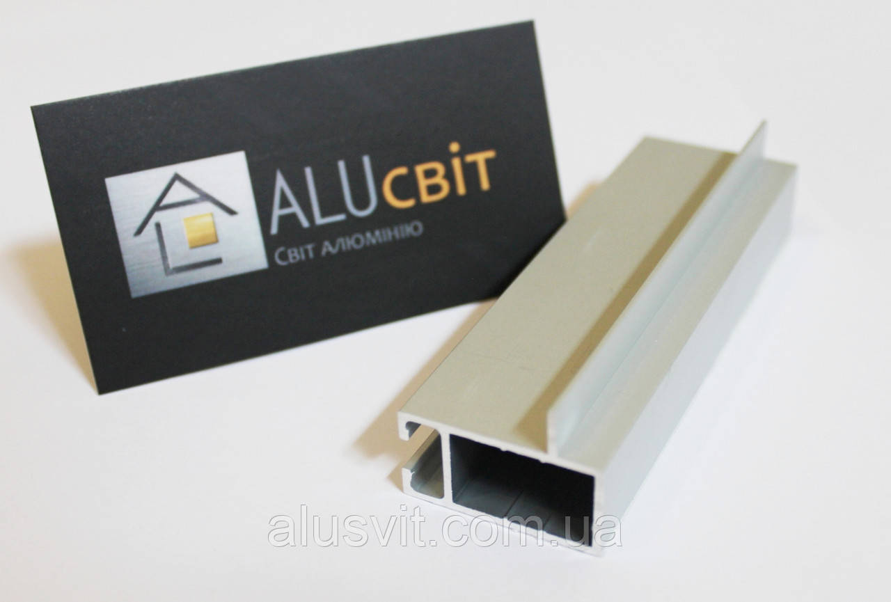 Алюминиевый профиль 2575 торговый