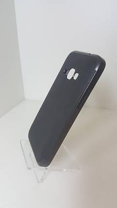 Чехол-бампер IPaky на Samsung J1 (2016)  черный, фото 2
